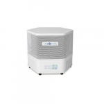 2500 Portable Purifier, White, 3 Speed
