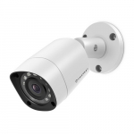 1520P Outdoor Security Bullet Camera, White