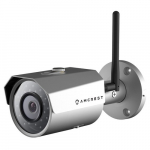 1.3MP Wi-Fi Security IP Camera Night Vision, Silver