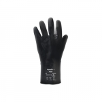 09-022 Chemical Protection Gloves, Black, Size 10