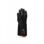 09-924 Chemical Protection Gloves, Black, Size 10
