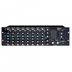 8-Channel Stereo Mic/Line Mixer