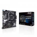 AMD A520 Micro ATX Motherboard with M.2 Support