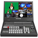 6-Channel SDI/HDMI Multi-Format Streaming Switcher