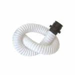 Breathing Tube With Thread Connect Hoods