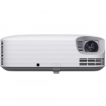 DLP 4000 Lumens WXGA Projector, White, Networking