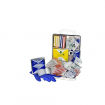 24PW First Aid Kit for 50 Person, White