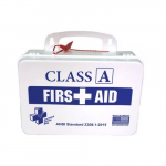 16 Person Class A First Aid Kit, White