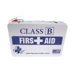 36 Person Class B First Aid Kit, White