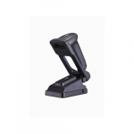 1504P Black Barcode Scanner with Stand