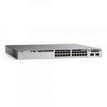 24-Port PoE+ Switch with Network Essentials