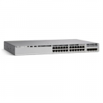 24-Port PoE+ Switch with 4x10GbE