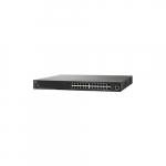 22-Port 10GbE RJ-45 Stackable Managed Switch