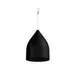Black 6-inch High Output High Quality Two-Way Pendant