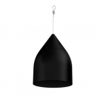 Black 8-inch High Output High Quality Two-Way Pendant