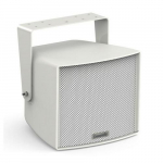 8-inch Ultra-Compact Horn-Loaded Triaxial, White