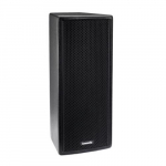 Dual Full-Range for 70V100V, Loudspeaker, Black