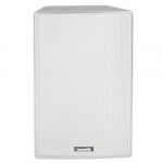 8-inch Compact Full-Range Two-Way, Loudspeaker, White