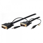 DVI-D Dual Link Cable, 10ft