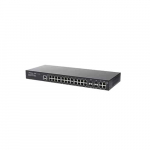 Managed Industrial Ethernet Switch 24, 4 Port Layer