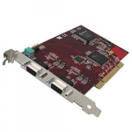 Rocket Port 2-Port uPCI Multiport Serial Card