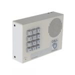 InformaCast Enabled Indoor Intercom with Keypad