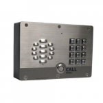InformaCast Enabled Outdoor Intercom with Keypad