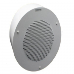 InformaCast Enabled Speaker, Gray White
