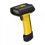 Barcode Scanner, Yellow-Black
