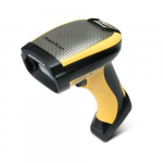Black-Yellow DPM Barcode Scanner