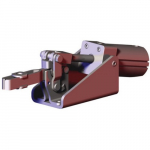 Air Power Hold-Down Toggle Clamp, 1000lb Capacity