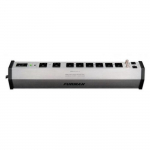 8 Outlet Surge Suppressor Strip, SMP, LiFT And EVS, 15A