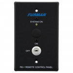 Key Switched Remote System Control Panel, 120V