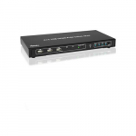 2x1/4x1 KVM HDMI Port 1.4 & USB Type B w/2 Channels Switch
