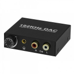 192knz Digital to Analog Audio Converter