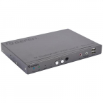 4K DisplayPort KVM Over IP Receiver