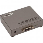 1 x 2 Dual-Link DVI Distribution Amplifier
