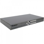 4K MHz 4 x 1 Multiview Seamless Switcher