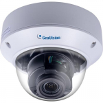 Vandal Proof Dome Camera, H.265, 4.3x Zoom