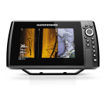 HELIX 8 CHIRP SI Fishfinder Display Only