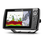 HELIX 9 CHIRP DI Fishfinder Display Only