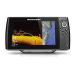 HELIX 10 CHIRP DI Fishfinder Display Only