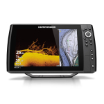 HELIX 12 CHIRP DI Fishfinder Display Only