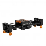 "17"" Double Slider Dual Track Camera and Video Dolly"