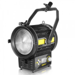 Daylight LED Fresnel Light with DMX, 120 Watt