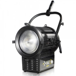 Daylight LED Fresnel Light with DMX, 300 Watt