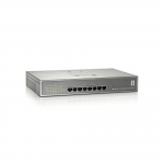 8-Port Gigabit PoE Switch, 123.2W