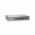 8-Port Gigabit PoE Switch, 240W
