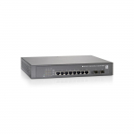 10-Port Gigabit PoE Switch, 250W