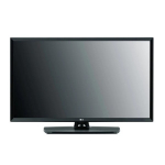 "32"" HD TV for Hospitality and Healthcare"